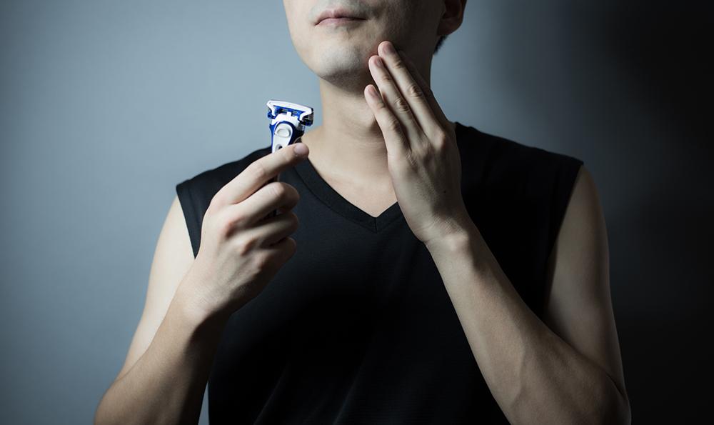 女子ウケ悪い… 青い髭剃り跡をなんとかする方法